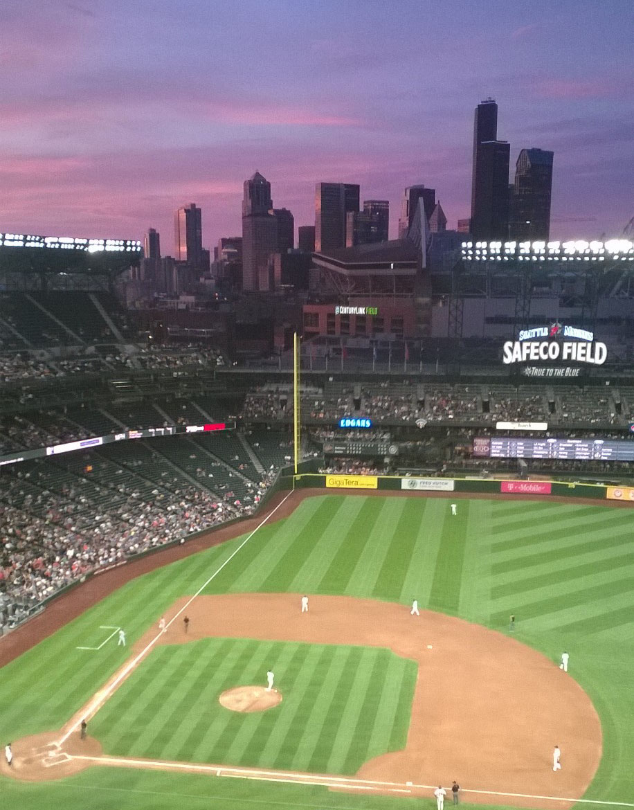 2015 Mariners Game Night